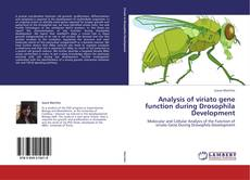 Обложка Analysis of viriato gene function during Drosophila Development
