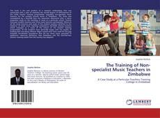 Portada del libro de The Training of Non-specialist Music Teachers in Zimbabwe