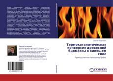 Обложка Термокаталитическая конверсия древесной биомассы в кипящем слое