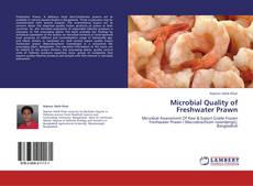 Capa do livro de Microbial Quality of Freshwater Prawn