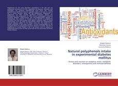 Copertina di Natural polyphenols intake in experimental diabetes mellitus