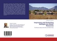 Capa do livro de Improving and Protecting Multiple-Use Water Resources