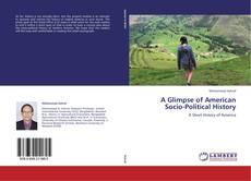 Capa do livro de A Glimpse of American Socio-Political History