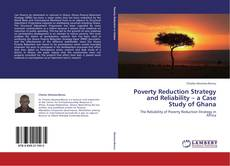 Buchcover von Poverty Reduction Strategy and Reliability – a Case Study of Ghana
