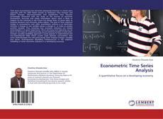 Econometric Time Series Analysis的封面