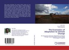 Capa do livro de The Economics of Adaptation to Climate Change