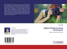 Bookcover of Digital Watermarking Techniques