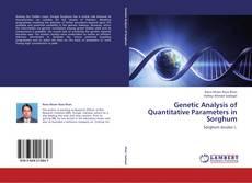 Bookcover of Genetic Analysis of Quantitative Parameters in Sorghum