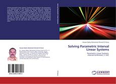 Copertina di Solving Parametric Interval Linear Systems