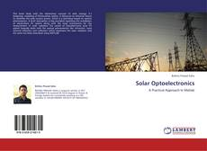 Bookcover of Solar Optoelectronics