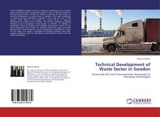 Couverture de Technical Development of Waste Sector in Sweden