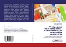 Portada del libro de Углеродные наноматериалы - наполнители для эпоксидных композитов
