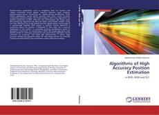 Copertina di Algorithms of High Accuracy Position Estimation