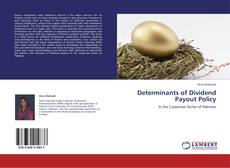Determinants of Dividend Payout Policy的封面