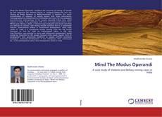 Mind The Modus Operandi的封面