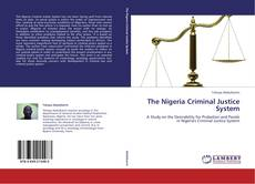 Bookcover of The Nigeria Criminal Justice System