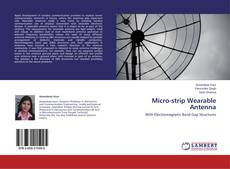 Bookcover of Micro-strip Wearable Antenna