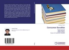 Bookcover of Consumer Durables