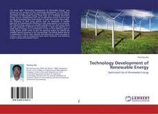 Bookcover of Technology Development of Renewable Energy