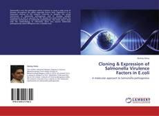 Обложка Cloning & Expression of Salmonella Virulence Factors in E.coli
