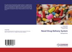 Capa do livro de Novel Drug Delivery System