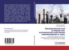 Bookcover of Нановолокнистый углерод как катализатор окисления сероводорода в серу