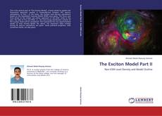 Bookcover of The Exciton Model Part II