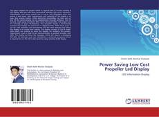 Couverture de Power Saving Low Cost Propeller Led Display