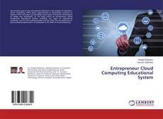 Bookcover of Entrepreneur Cloud Computing Educational System