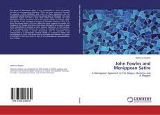 Portada del libro de John Fowles and Menippean Satire