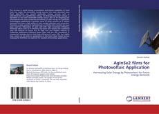 Capa do livro de AgInSe2 films for Photovoltaic Application