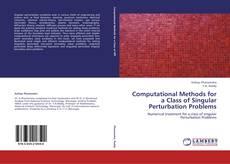 Bookcover of Computational Methods for a Class of Singular Perturbation Problems