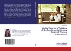 Bookcover of Marital Rape as a Violation of the Fundamental Human Rights of Women