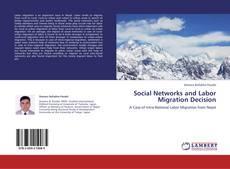 Buchcover von Social Networks and Labor Migration Decision