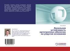 Bookcover of Локальная устойчивость ортотропных оболочек на упругом основании
