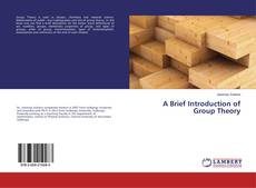 Buchcover von A Brief Introduction of Group Theory