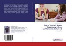 Buchcover von Teach Yourself Senior Secondary School Mathematics Volume 2