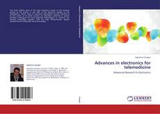 Capa do livro de Advances in electronics for telemedicine