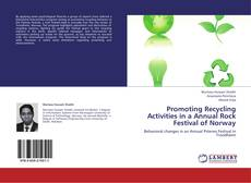 Buchcover von Promoting Recycling Activities in a Annual Rock Festival of Norway