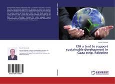 Portada del libro de EIA a tool to support sustainable development in Gaza strip, Palestine