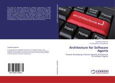 Capa do livro de Architecture for Software Agents