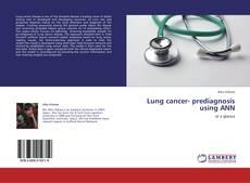 Couverture de Lung cancer- prediagnosis using ANN
