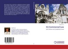 Bookcover of EU Commercial Law