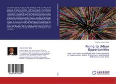 Bookcover of Rising to Urban Opportunities