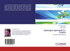Bookcover of Hydrogen operated C.I. Engine