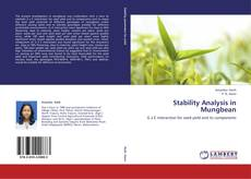 Stability Analysis in Mungbean kitap kapağı