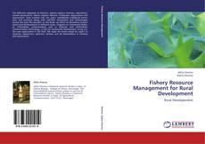 Portada del libro de Fishery Resource Management for Rural Development