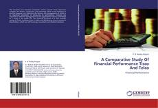 Capa do livro de A Comparative Study Of Financial Performance Tisco And Telco