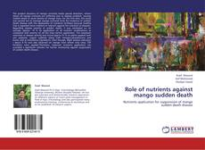 Bookcover of Role of nutrients against mango sudden death