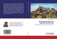 Bookcover of Anthropecology and Applied Biodiversity